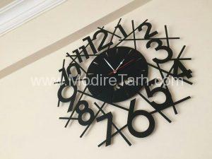 ساعت با اسم سفارشی