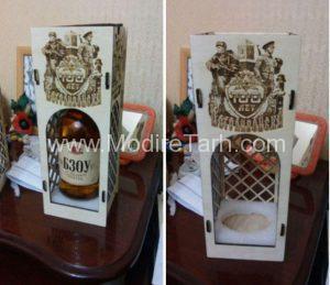 طرح باکس نوشیدنی