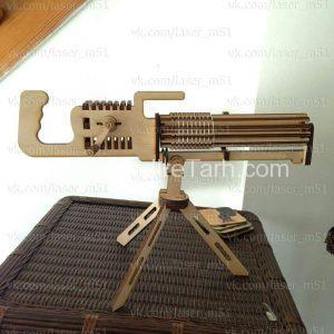 طرح ماکت اسلحه