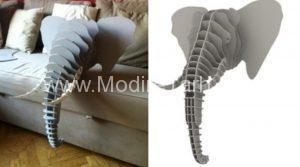 طرح کله فیل