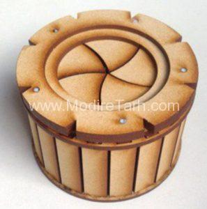 باکس دایره مدل درب دیافراگم